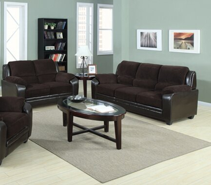 Review Gilberte 2 Piece Living Room Set