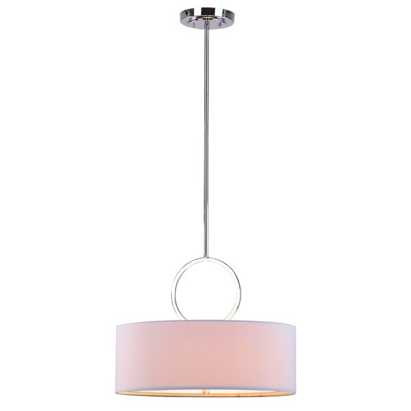 Debonair 1-Light Pendant by Safavieh