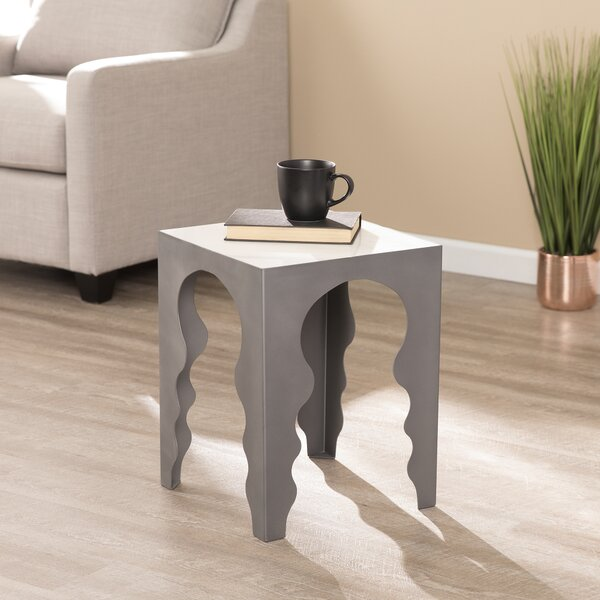Kappel End Table by Williston Forge