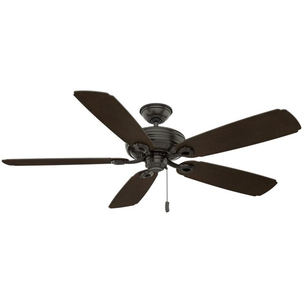 60 Charthouse 5 Blade Outdoor Ceiling Fan by Casablanca Fan