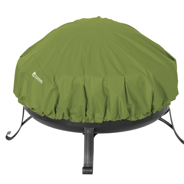 Sodo Plus Round Fire Pit Cover by Classic Accessories
