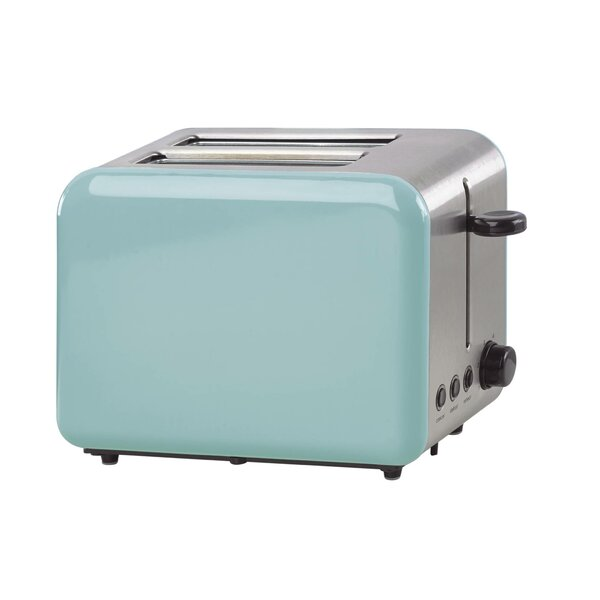 2 Slice All in Good Taste Turquoise Toaster by kate spade new york