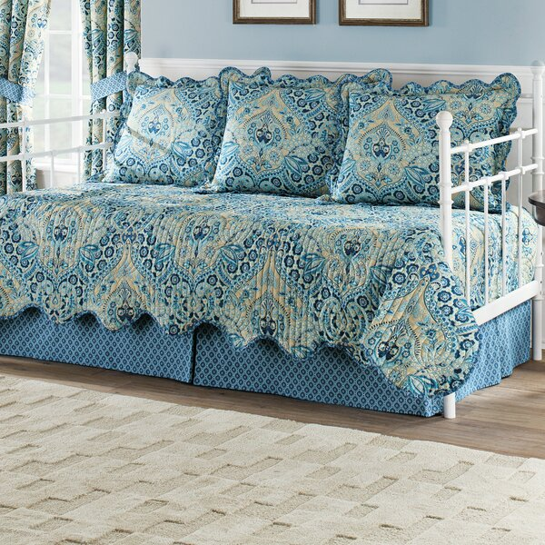 Moonlit Shadows 5 Piece Quilt Set By Waverly.