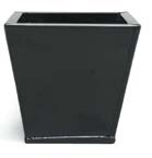 Goshorn Square Metal Pot Planter by Ebern Designs