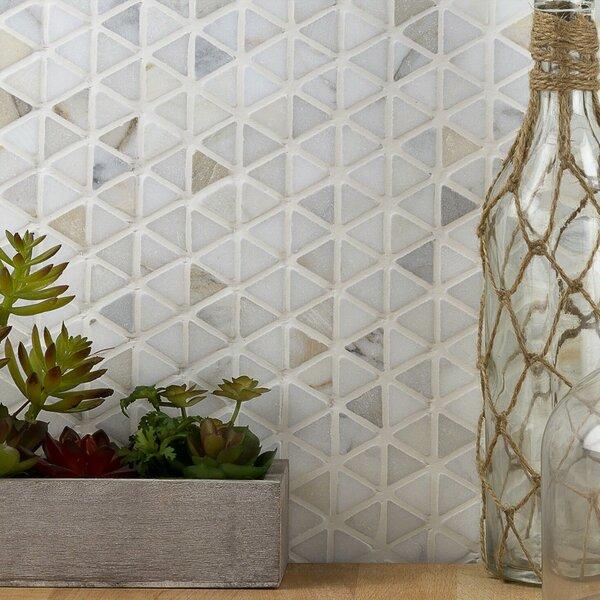 Calacatta Marble Mosaic Tile