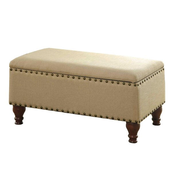 Oakford Upholstered Storage Bench By Alcott Hill.
