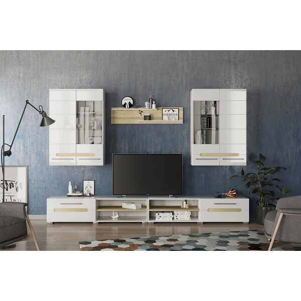 Bianko Entertainment Center For TVs Up To 75