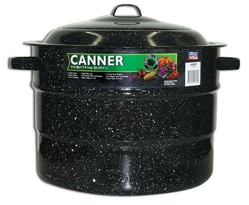 21.5-Quart Canner by Granite Ware