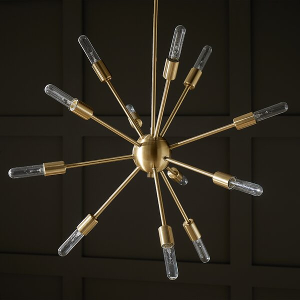 Kendall 12-Light Chandelier by Langley Street