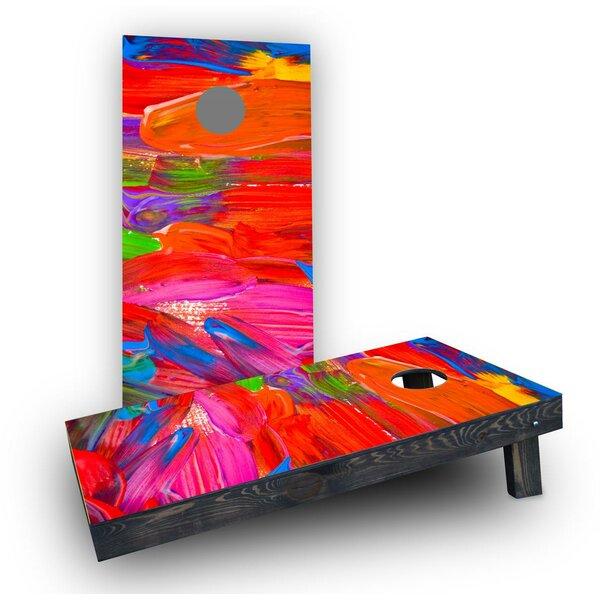 Paint Cornhole Boards (Set of 2) by Custom Cornhole Boards