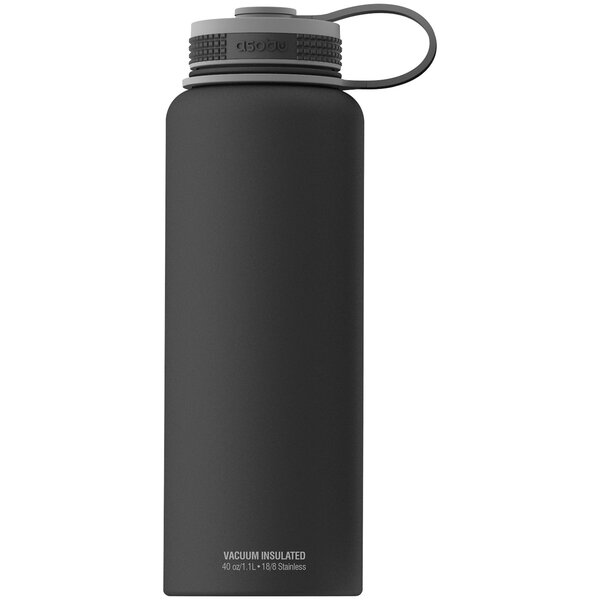 Majeski Mighty Flask 40 oz. Stainless Steel Travel Tumbler by Winston Porter