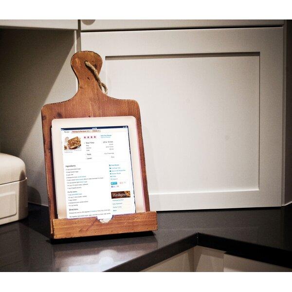 Desktop Book Stand By Creative Co Op.