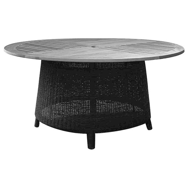 Outdoor Bay Harbor Dining Table by Padmas Plantation