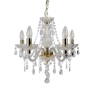 Gold chandeliers wayfair save to idea board aloadofball Choice Image
