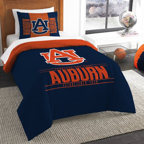 NCAA 2 Piece Twin Comforter Set by Northwest Co.