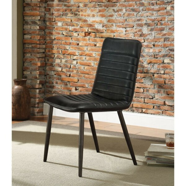 Culbertson Upholstered Dining Chair (Set of 2) by Brayden Studio