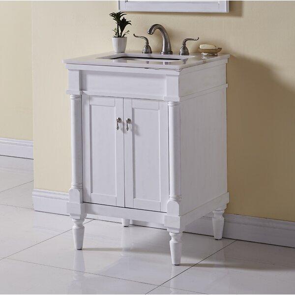 Deina 24 Single Bathroom Vanity Set by Darby Home Co