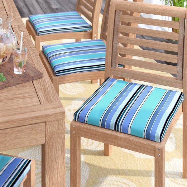 Livadia Indoor/Outdoor Sunbrella Cushion (Set of 4) by Beachcrest Home