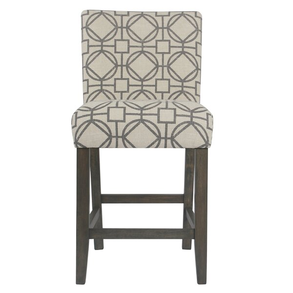 Therrien Classic Parsons 25 Bar Stool by Mistana