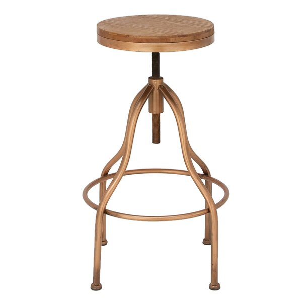 Jones Adjustable Height Bar Stool by Urban Designs