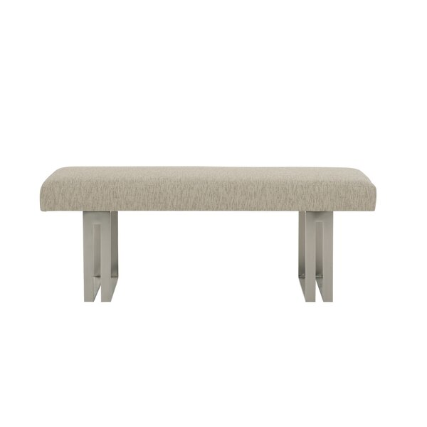 Mosaic Upholstered Bench by Bernhardt