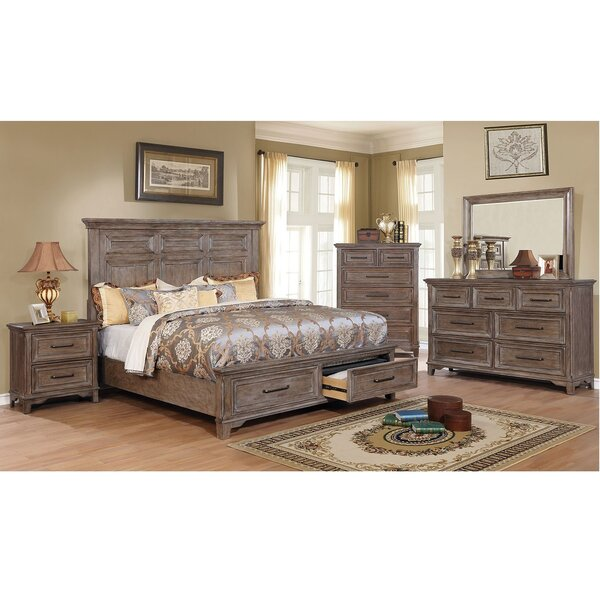 Cora Platform Configurable Bedroom Set by Loon Peak