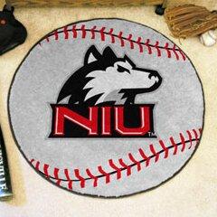 NCAA Northern Illinois University Baseball Mat by FANMATS