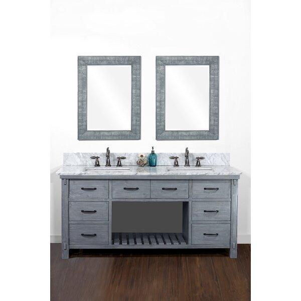Bales 72 Double Bathroom Vanity Set