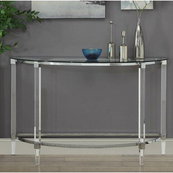 Domingo Console Table by Orren Ellis