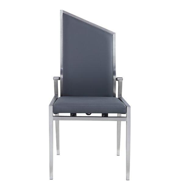 Nala Upholstered Dining Chair (Set Of 2) By Orren Ellis