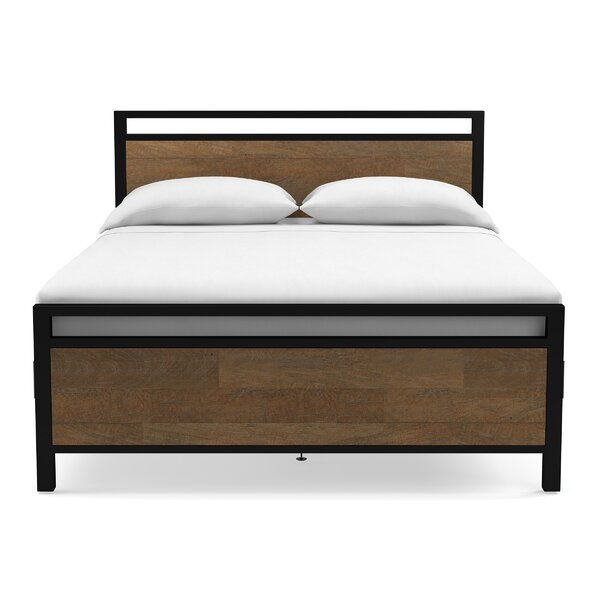 Oppenheimer Queen Standard Bed by Union Rustic