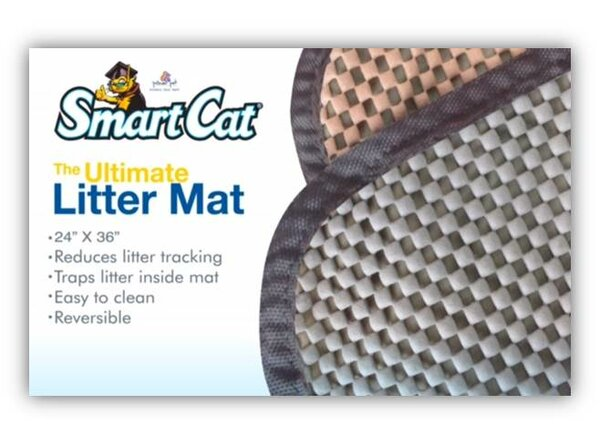 SmartCat Ultimate Litter Mat by SmartCat