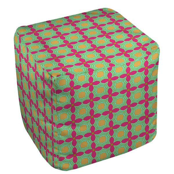 Anima Star Pouf by Manual Woodworkers & Weavers