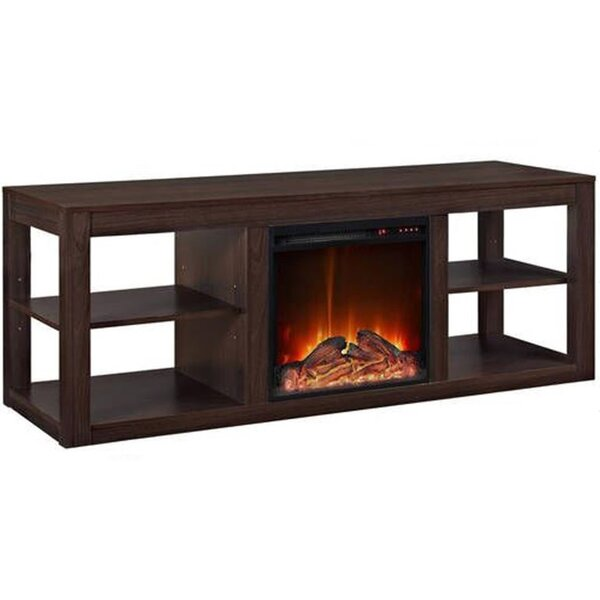 Laudalino Solid Wood TV Stand For TVs Up To 65