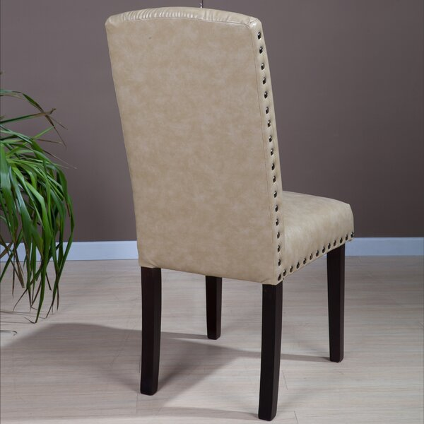 Castilian Upholstered Dining Chair (Set of 2) by NOYA USA