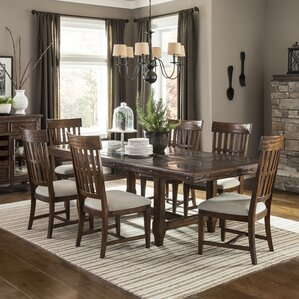 Wolf Creek Extendable Dining Table by Imagio Home by Intercon