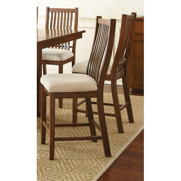 Quaker Counter Height Dining Chairs (Set of 2) by Alcott Hill