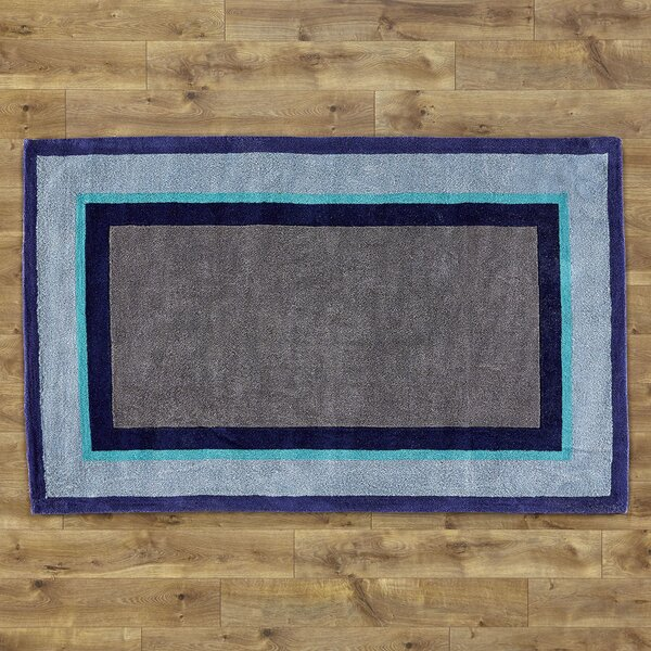 Color Block Blue Rug by Birch Lane Kids™