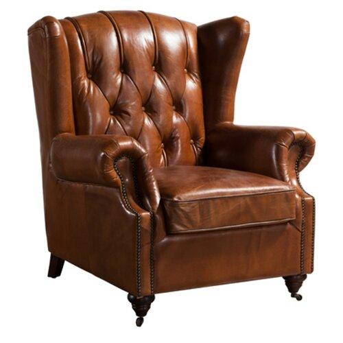 Rankin Wingback Chair Williston Forge