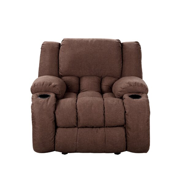 Haigler Manual Glider Recliner [Red Barrel Studio]