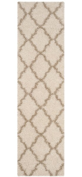 Charmain Ivory/Beige Area Rug by Willa Arlo Interiors
