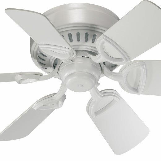 30 Medallion 6-Blade Ceiling Fan by Quorum