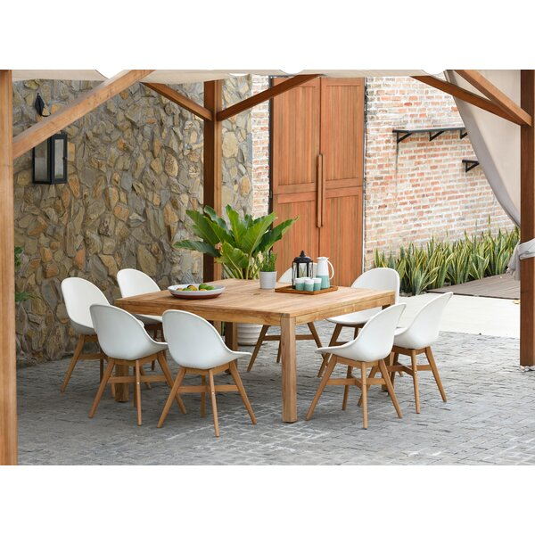 Dahl 9 Piece Patio Dining Set by Corrigan Studio