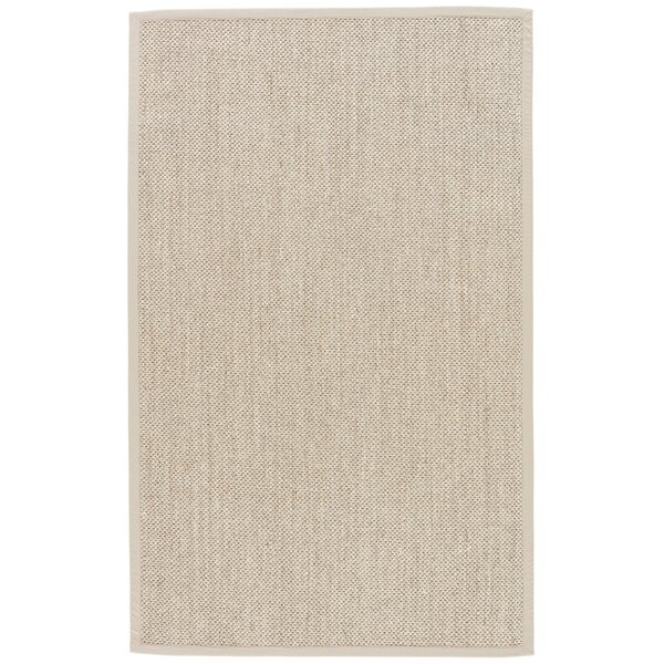 Alaska Natural/Ivory Area Rug by Gracie Oaks