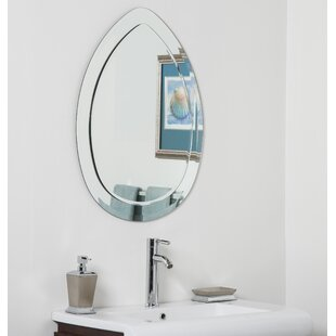 Best Droplet Bathroom Wall Mirror ByDecor Wonderland