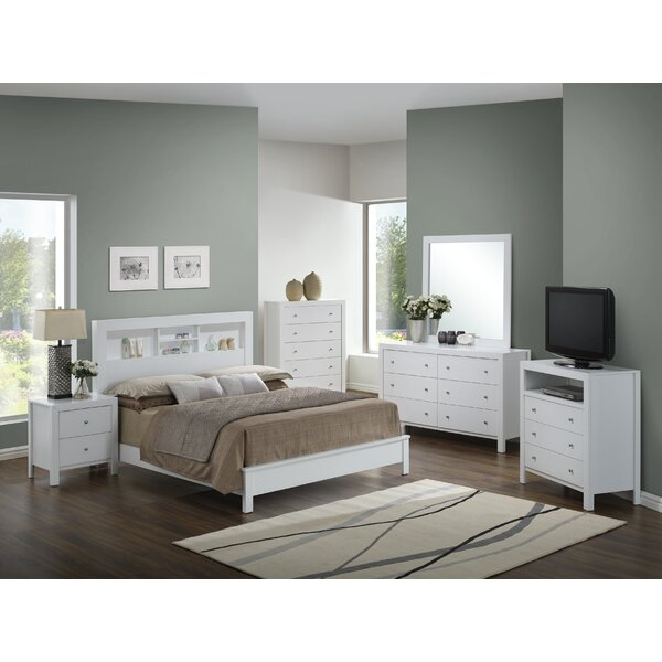 Brennen Panel Configurable Bedroom Set by Latitude Run