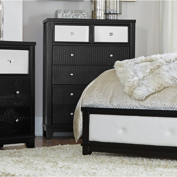 6 Drawer Chest by Homelegance