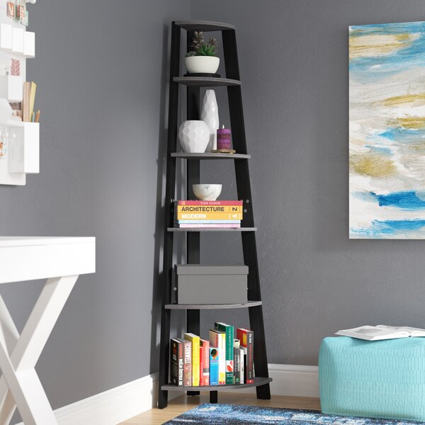 Montecello Corner Unit Bookcase by Orren Ellis