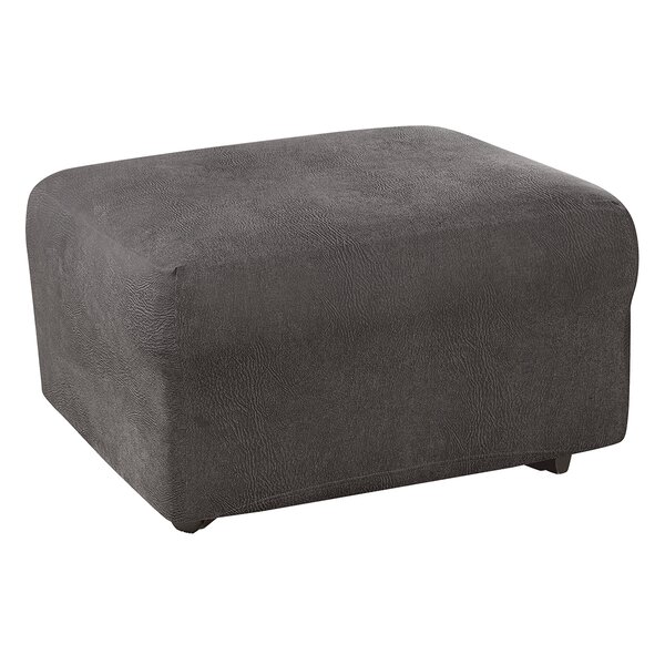 Ultimate Stretch Ottoman Slipcover by Sure Fit