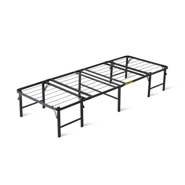Quad-Fold Bed Frame by Alwyn Home